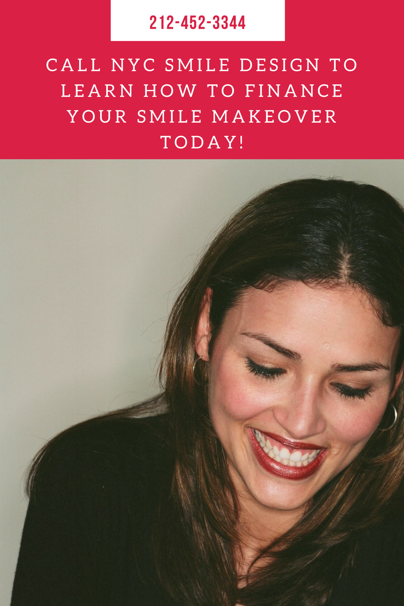 How much a smile makeover costs depends on what procedures are included. Contact our New York City cosmetic dentists to learn about financing options and let us perfect your smile!