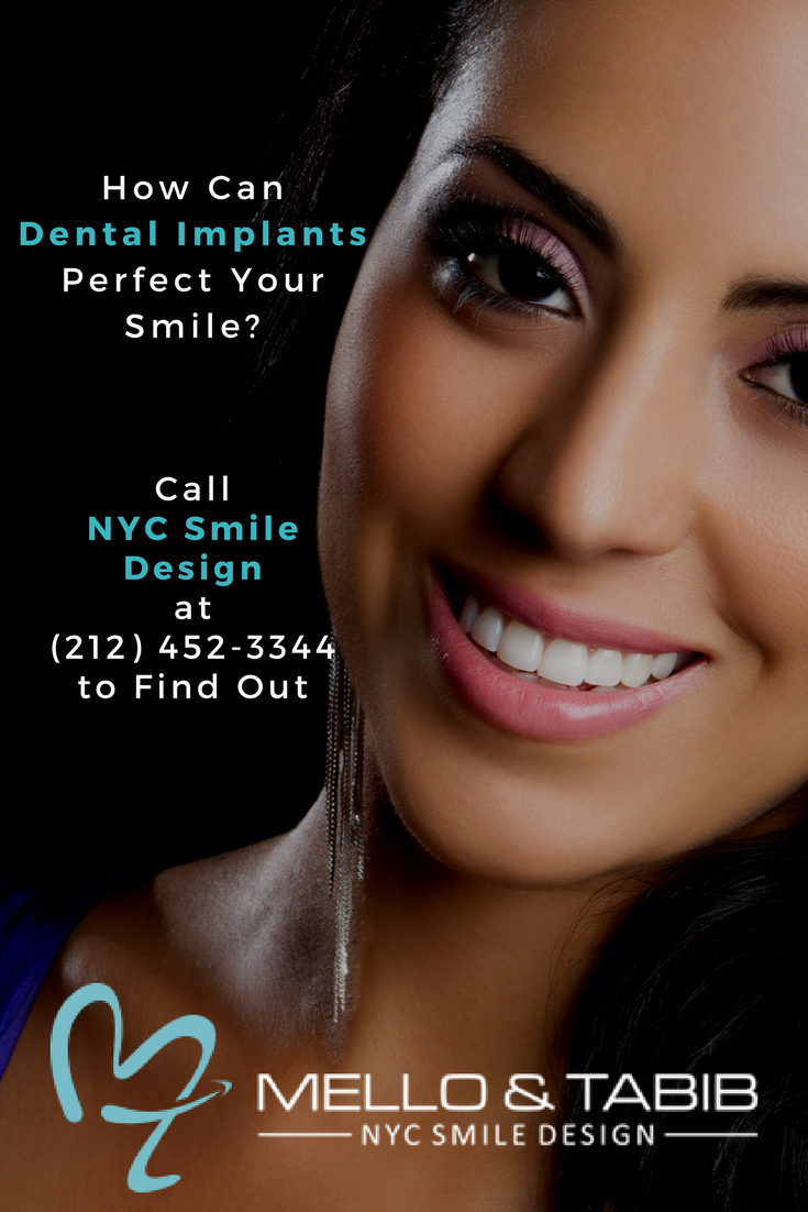 Manhattan Implant Restorations