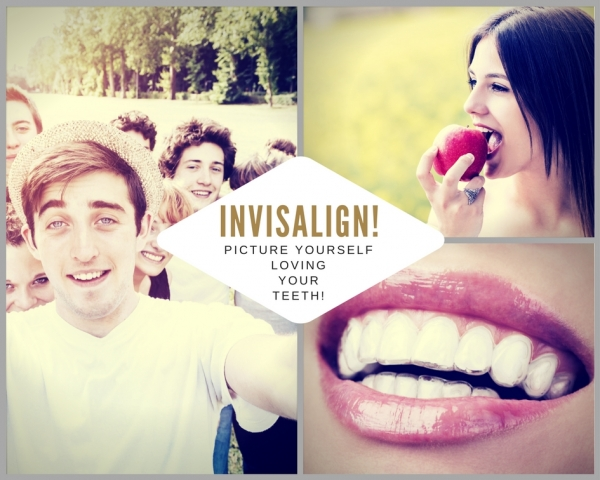 Invisalign Dentist in NYC